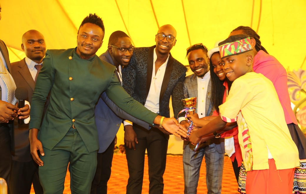 Sauti Sol at RSA Prize-Giving Day
